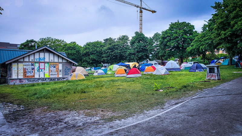 Cal Anderson Tent City