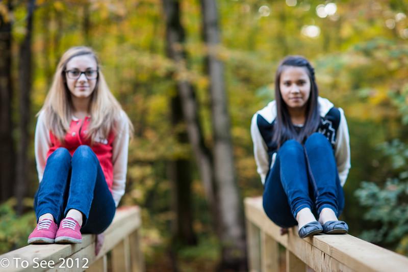 Shooting Lea et Jenn