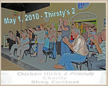 2010 Chicken Hicks Shag Contest