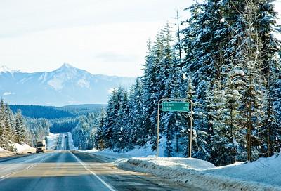 Canada Skiing trip 09