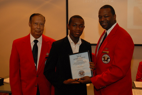 East Coast Chapter Tuskegee Airmen Youth in Aviation Awards Presentation