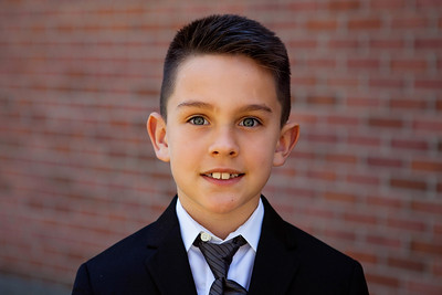 Kacper's 1st communion