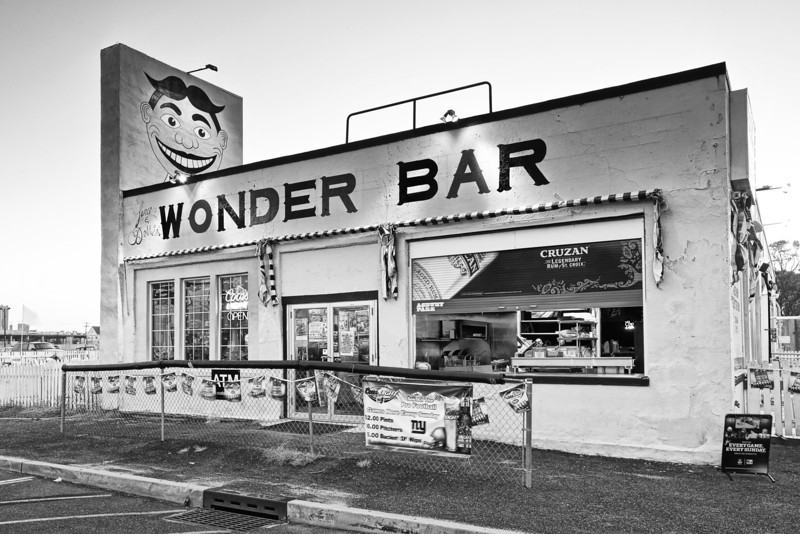 #230 Wonder Bar, Asbury Park, NJ.