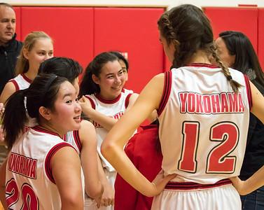 WJAA Girls JV Basketball Tournament