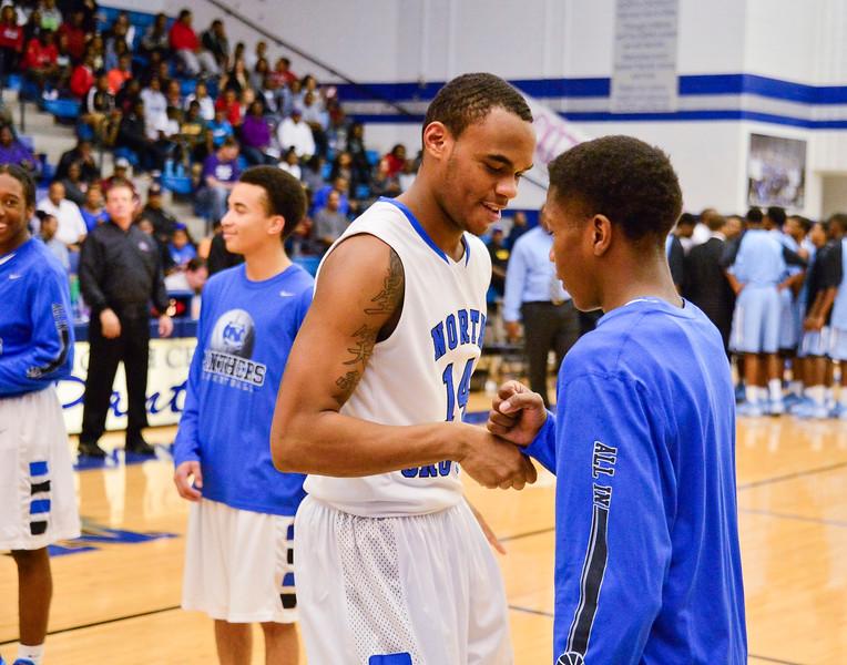Basketball Varsity vs  Mansfield Seguin 11-11-13-23