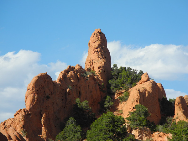 Garden of the Gods Colorado