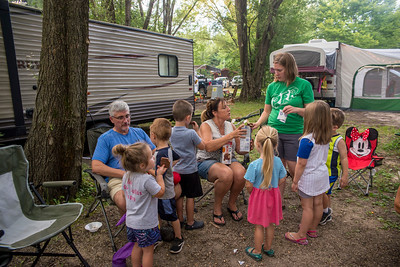 Baraboo Hills Family Campoing
