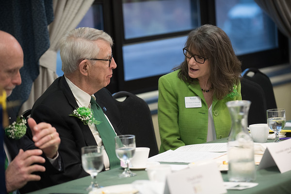 Westfield Chamber St. Patrick's Day Breakfast, March 2019