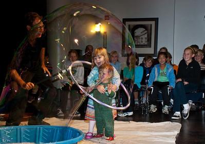 The Bubble Man