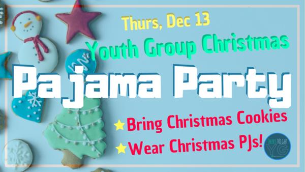 YG Christmas Party (dec 2018)