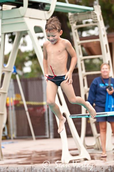 FHCC Swim vs Glendora