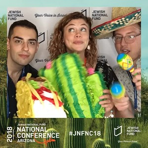 2018 National Conference Gif Booth