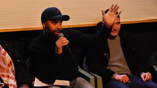 Conférence dansée autour du Hip Hop - TSN
