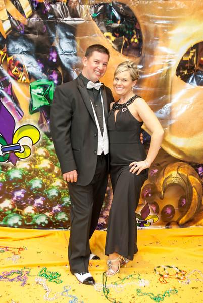Krew du Ya Yas, Mardi Gras Ball, 2014