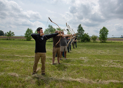Build & Learn How to Use a One-Of-A-Kind Primitive Composite Bow & Arrow with Dave Mead