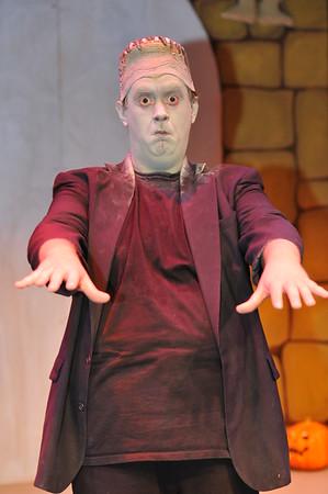 Frankenstein Follies Portraits 2009