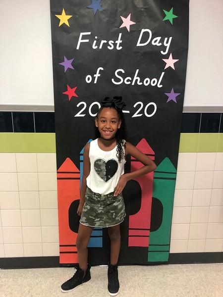 Audrina | 3rd grade | Camacho