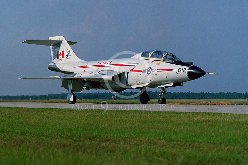 F-101BForg 00021 McDonnell F-101B Voodoo Canadian Armed Forces 101012 Tyndall AFB by Peter J Mancus .JPG