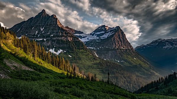 Glacier National Monument