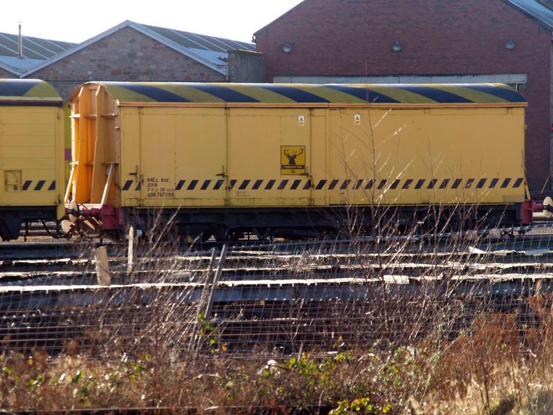 ZRA ADB787395 Inverness Milburn Yard 08/02/08