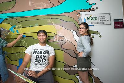 Murals at Mason