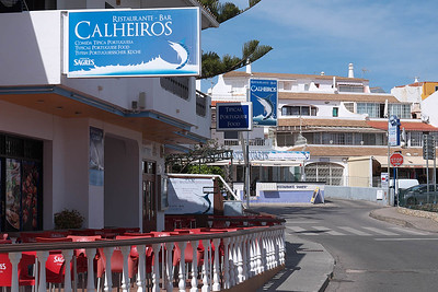 Thursday 5 April 2018 : Albufeira's roundabouts, Vale Rabelho, and Olhos d'Agua