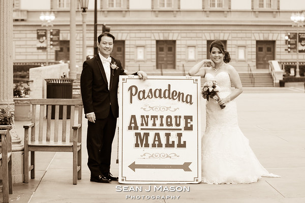 Tina & Scott Wedding