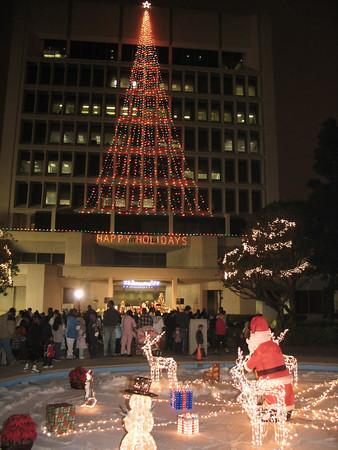 2005 Inglewood Tree Lighting