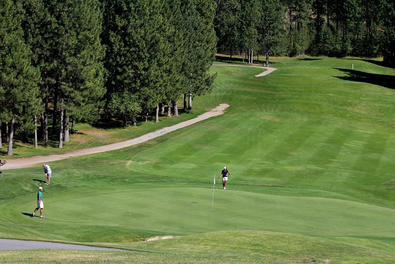 #11 Green, The Creek at Qualchan GC,  Spokane, Wa