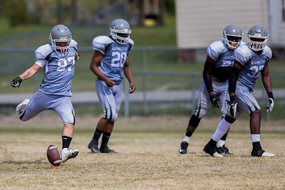 vs Alabama Rams 43-20