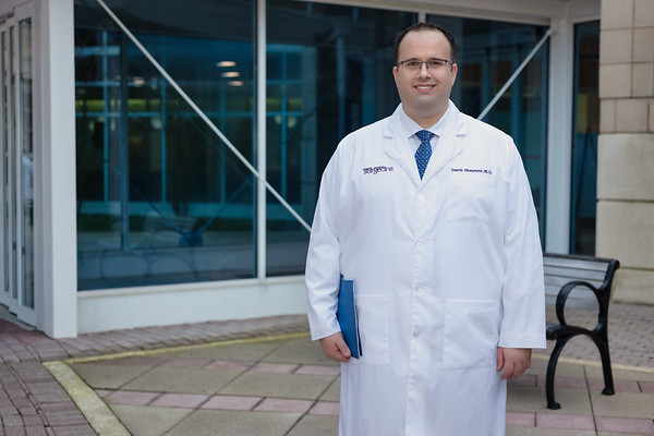 Dr. David Niemeyer, MD, FACS