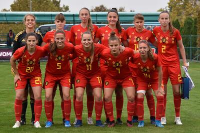 20191005 - Belgium U19 - Armenia U19