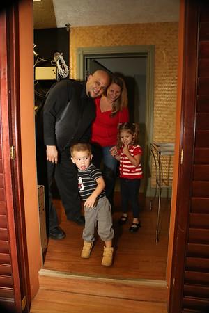 Rivillas Family & Santa