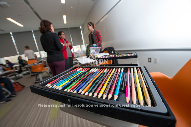 Art Therapy and Social Work Class
