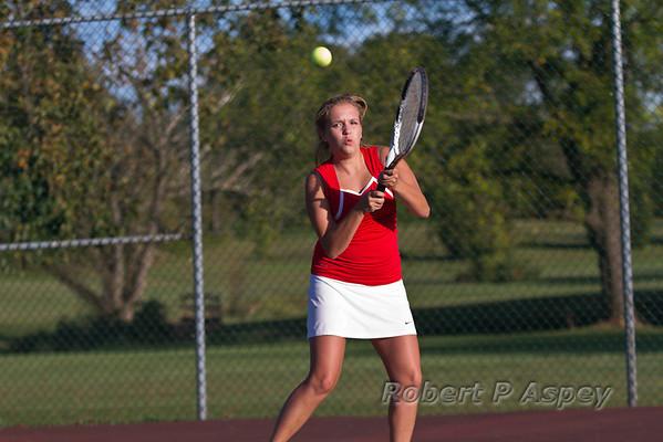 DHS Girls Tennis