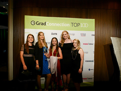 Top100 2019 Media Wall - Awards Evening