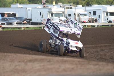 2021-07-20 Lyon County Fair Races @ Rapid Speedway