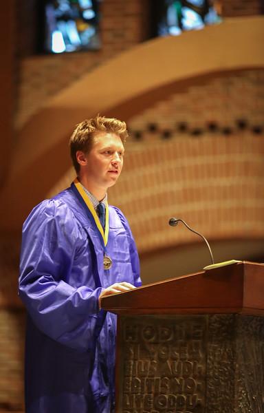2016 Trinity Graduation