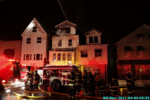 WSF 221 E. Diamond Ave Hazleton 4/5/11