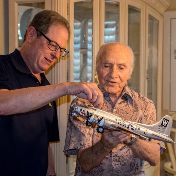 Ray Celebrates 95 Years