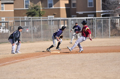 Texas Winter League (McAllen Thunder)