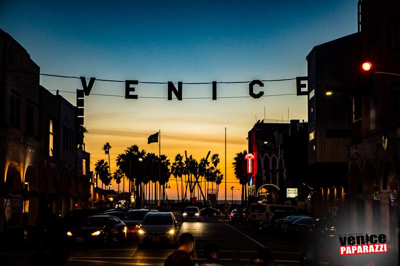 Venice Sign. Venice, California.  © VenicePaparazzi.com