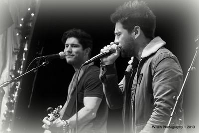 Dan n Shay Acoustic ~ Dec 6th 2013