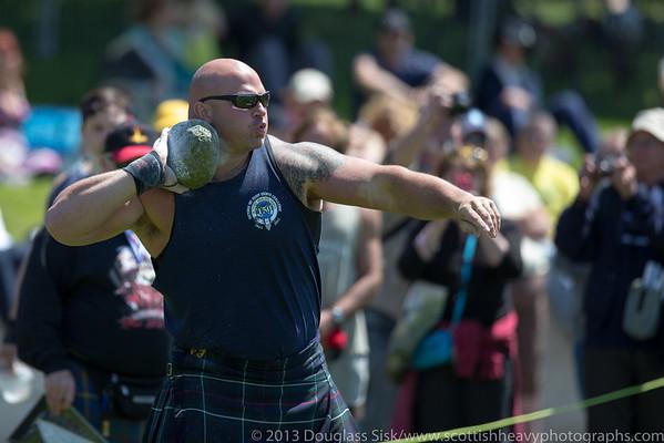 Victoria Highland Games 2013