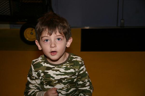 Josh Gan Shalom 2006-2007