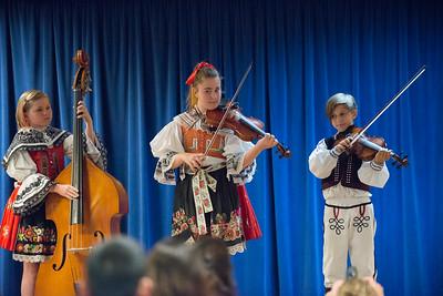 Podkovicka Cultural Fair in Mira Mesa