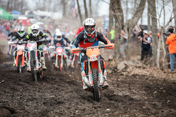 Blue Slope Hare Scramble