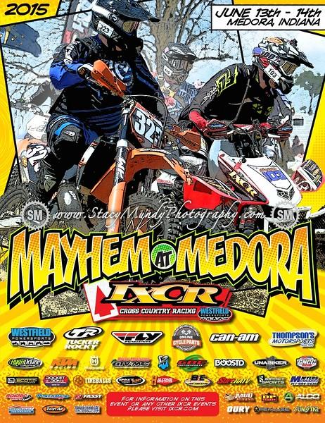 2015 IXCR R6 Mayhem at Medora