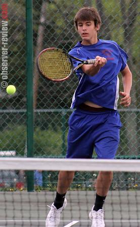 Penn Yan tennis 5-9-12