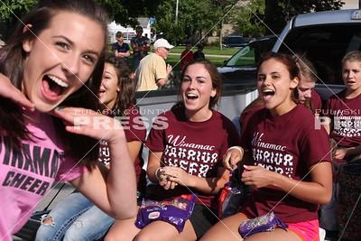 2015 Pulaski County 4-H Fair Parade